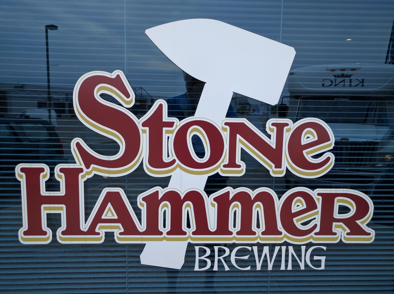 One of the top craft breweries in Canada, the Stone Hammer