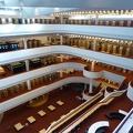 -- The Toronto Reference Library's atrium