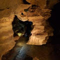 -- Stalagtite at the Echo Caves