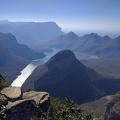 -- Blyde River Dam