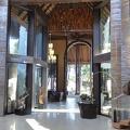 -- Lobby hall of the hotel