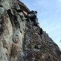 -- Short but tough routes make your fingers crank