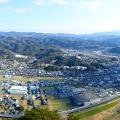-- Panorama from Joyama