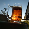 2017-04-22 17.54.30.jpg -- A good YonaYona beer is lighting up