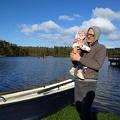 2017-04-30 07.26.15-1.jpg -- Enjoying a fresh morning on the lake