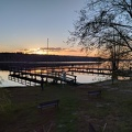 2017-04-30 19.48.03.jpg -- Sunset around the lake