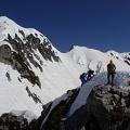 40055007_2017-05-21_17-09-38_P5202495.JPG -- Traverse on top of the second peak of the Genjiro Ridge
