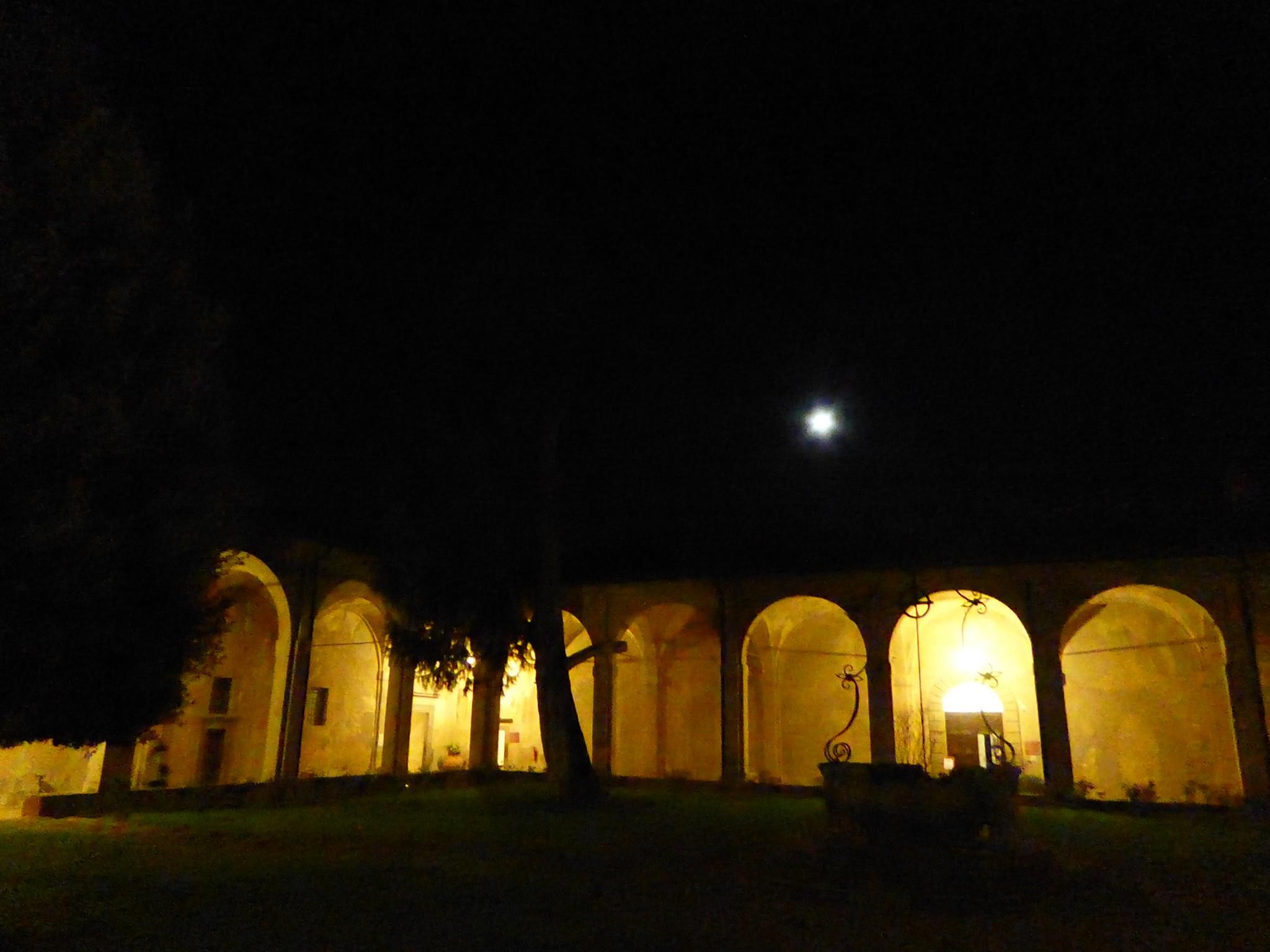 シエナのチェルトサ・ディ・ポンティニャノ(Certosa di Pontignano, Siena)